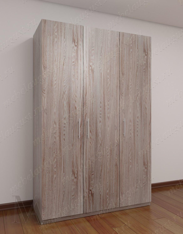 3-дверный платяной шкаф в спальню
