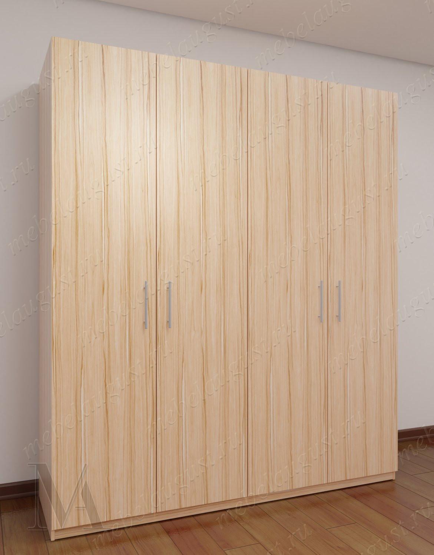 4-дверный платяной шкаф в спальню