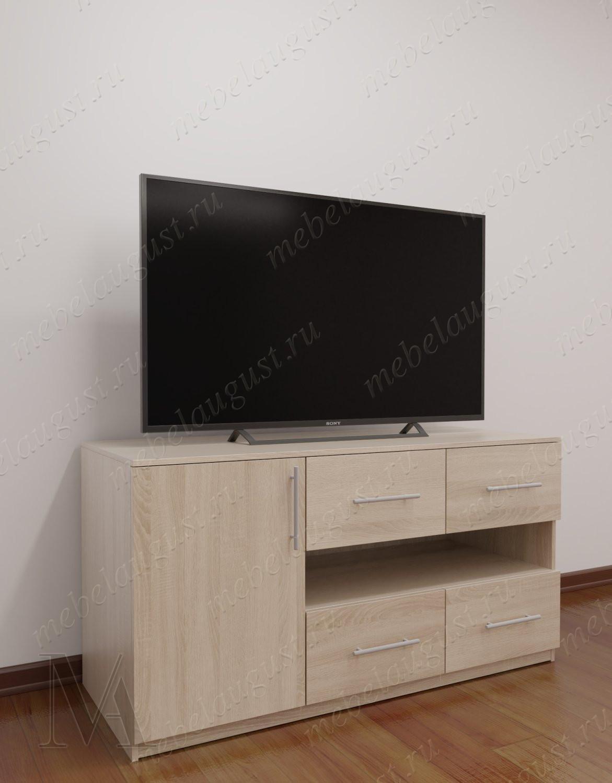 Бельевой комод под телевизор в гостиную