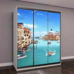 "Шкаф купе с фотопечатью ""Базилика Санта-Мария делла Салюте, Венеция, Италия"""