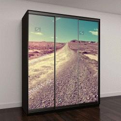 """Шкаф купе с фотопечатью """"Путешествия и приключения через пустынный пейзаж"""""""