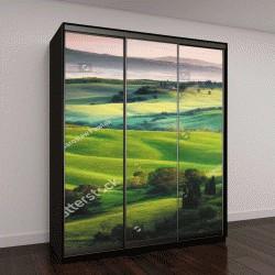 """Шкаф купе с фотопечатью """"Великолепная зелень и пейзаж """""""