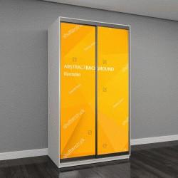 """Шкаф купе с фотопечатью """"Абстрактный фон для дизайна"""""""