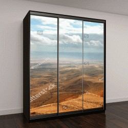 """Шкаф купе с фотопечатью """"Цветные каменные долины в пустыне под солнцем """""""