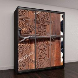"""Шкаф купе с фотопечатью """"Красивые исламские орнаменты в Альгамбра Дворец (13 век н"""""""