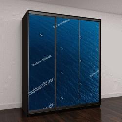 """Шкаф купе с фотопечатью """"Вид с воздуха на поверхности моря """""""