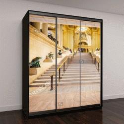 """Шкаф купе с фотопечатью """"Музей изобразительных искусств в Бостоне, штат Массачусетс"""""""
