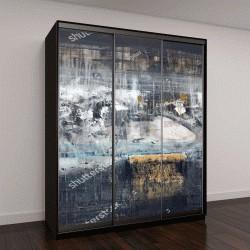 """Шкаф купе с фотопечатью """"произведение изобразительного искусства, живопись"""""""