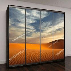 """Шкаф купе с фотопечатью """"Барханы в пустыне"""""""